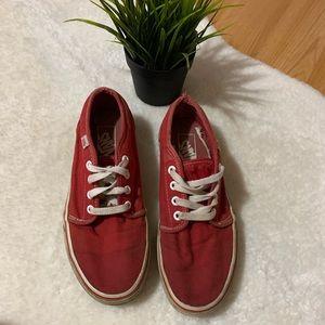 🌿 2/$25 ☆ RED VANS ☆